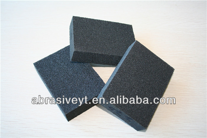 Customiaze high quality abrasive sponge pad