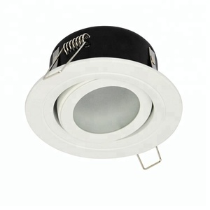 IP65 Bathroom Down Light GU10 Bathroom Light Fixtures