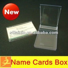 9mm plastic business card case