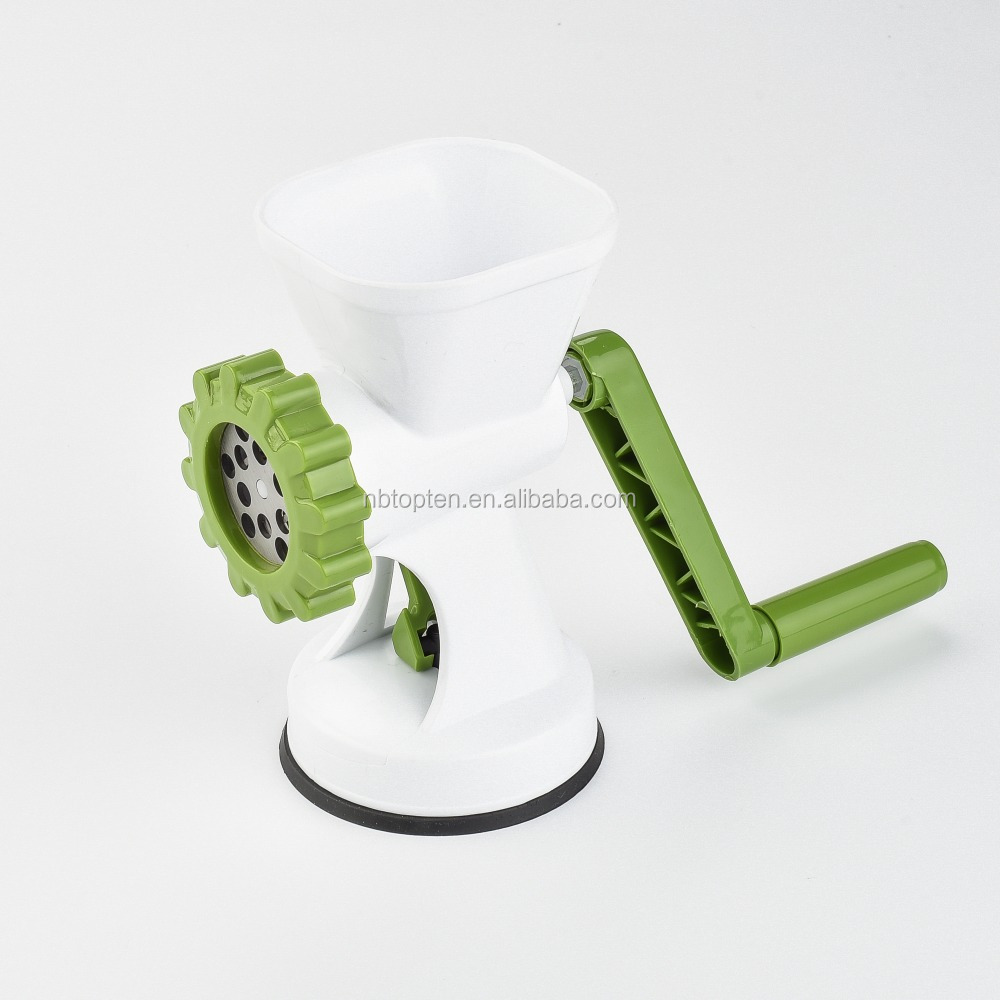 Multi hand operated manual fish vegetable beef meat mincer