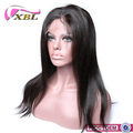 Virgin full lace human hair wig for back friday