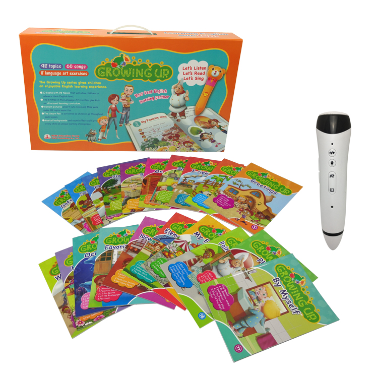 The Most Popular Children S Learning English Book Growing Up And