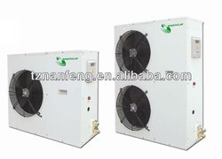 Hermetic scroll compressor r404a side discharge air cooled cold room refrigeration unit for cold room storage