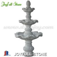 3 Tiers Garden Granite Water Fountains