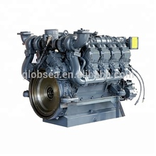 Deutz Engine BF6M1013EC Parts