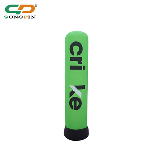 2018 Advertising top pop flash Oxford Led Light Custom Inflatable Column