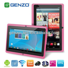 Cheapest Allwinner A13 Cortex A7 Tablet Pc