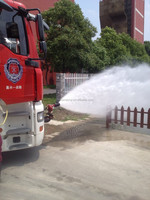 fire fighting truck fire cannon