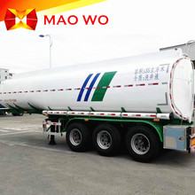Hot Sale 3 axles tanker truck trailers for transport