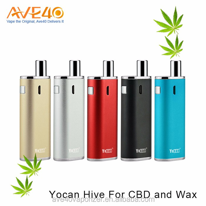 yocan hive cbd oil vaporizer, yocan hive for CBD and wax