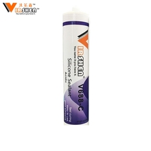 Brand new silicone sealant for stainless steel, fire sealant, stick well glue