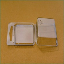 Disposable use cheapest printed blister card sliding packaging with euro hole hanger