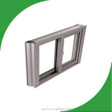 long service aluminum window/ Xiangying Brand aluminum window/double glass aluminum windows