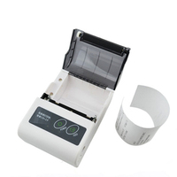 Portable Bluetooth 58mm Thermal Bill Printer