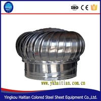 HT Non Electric Roof Tile Ventilation Fan Roofing Materials Fans