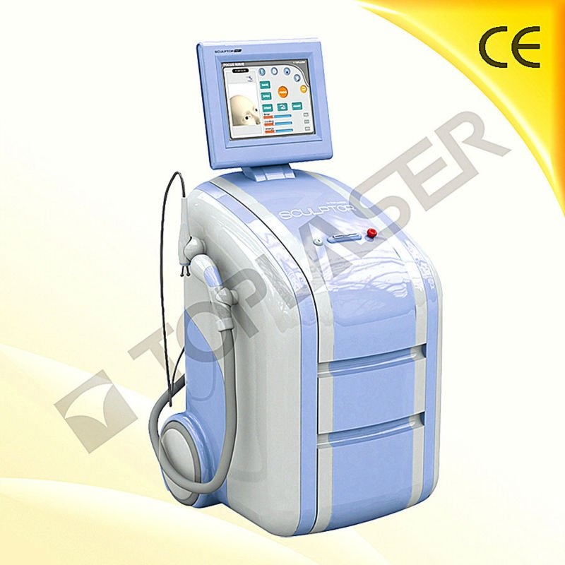 RF wrinkle removal machine