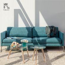 2017 Scandinavian Design Fabric Sofa Poland