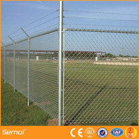 Factory price height quality chain link fencing birds cage
