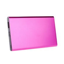 2016 Alibaba Best Selling Multi Color Power Bank 4000mAh Business Gifts Portable Baterry Charger