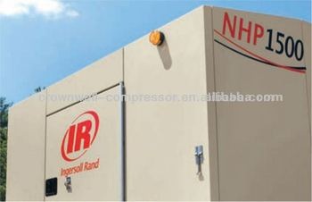 IR Model NHP1500WCU Ingersoll Rand Portable Air Compressor (Doosan Portable Air Compressor) Oil-free Portable Compressors