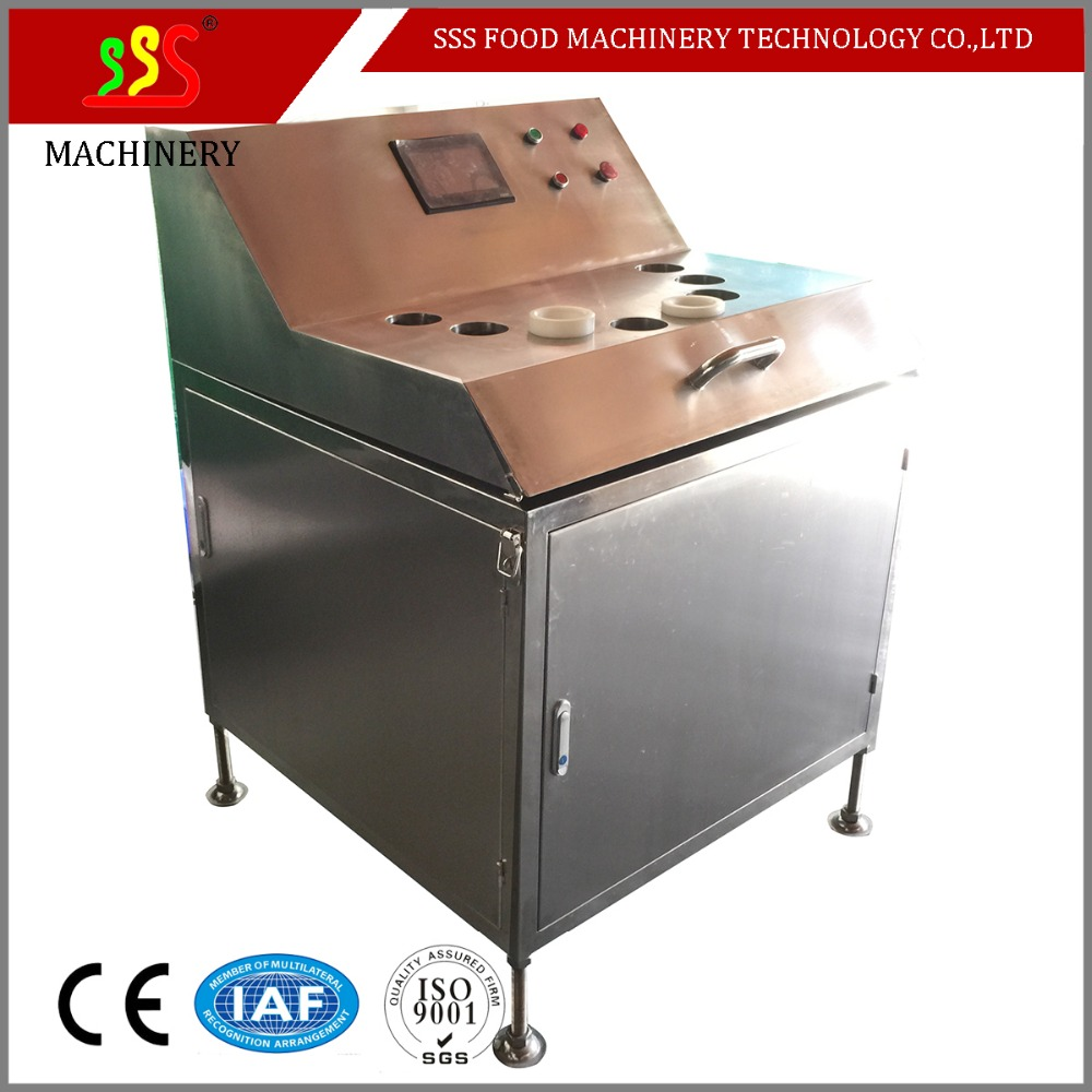 Good quality twisted potato chips cutting machine