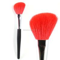 Professional Large Angled Contour Brush Nature Goat Hair Blush Brush Face Brush