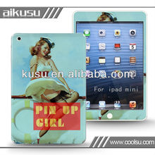 Sexy woman!! for ipad sticke skin cover 3M