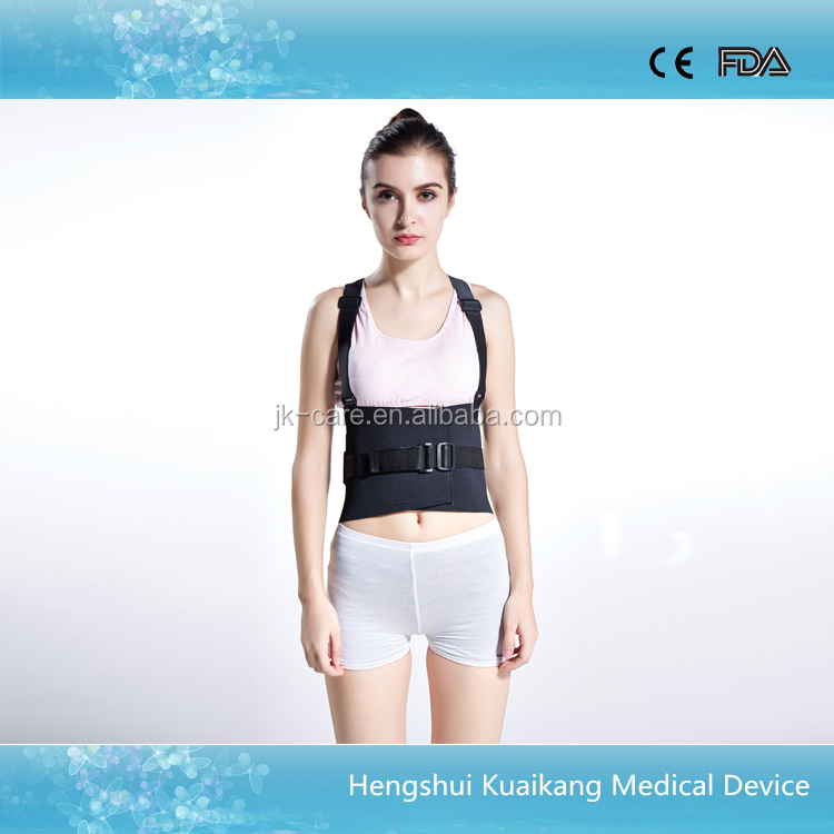 orthopedic lumbar traction belt adjustable work lumbar belts for lumbar back brace