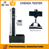 WDW-1 Computer control electronic universal testing machine+used universal tensile testing machine+tensile compression testing