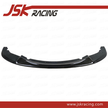 2012-2014 CARBON FIBER FRONT LIP FOR BMW 1 SERIES F20 M135I (ONLY FOR M-TECH BUMPER)