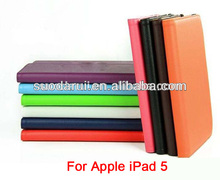 Rotary PU Leather Case for iPad Air iPad 5, Mix Colors