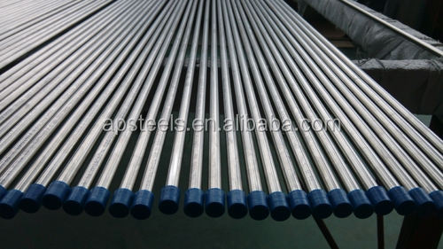 316 Seamless stainless steel hydraulic tubing