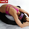 China Suppliers wholesale silhouetted zumba fitness wear innovative products for sale