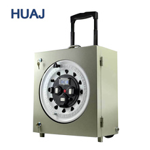 Germany High Grade Large Retractable Telescopic Rod Waterproof Box Type Cable Reel