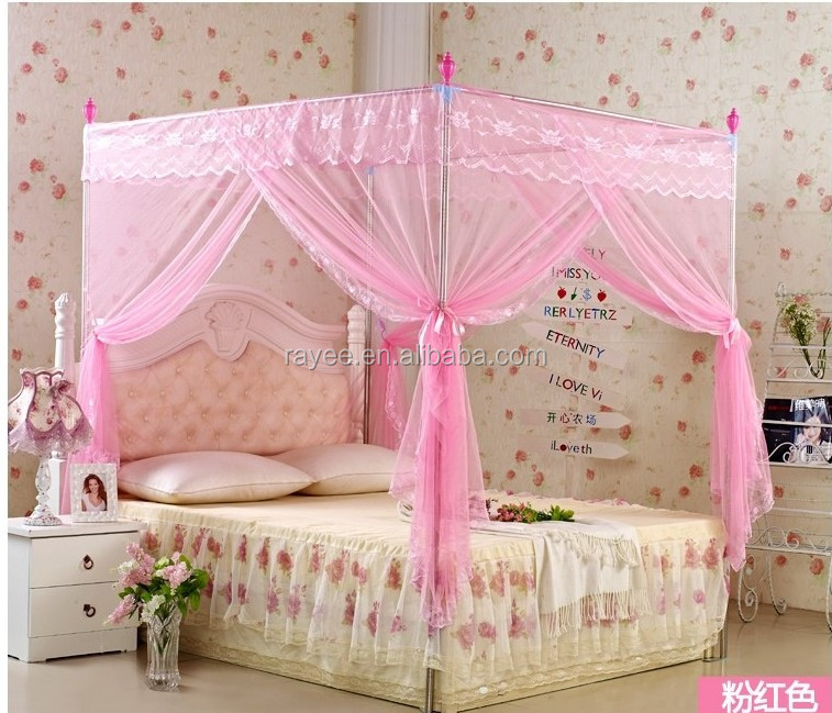 mosquito net for girls bed, LLIN, Folded Feature Insecticide Mosquito Net, mosquitera para la cama ninas