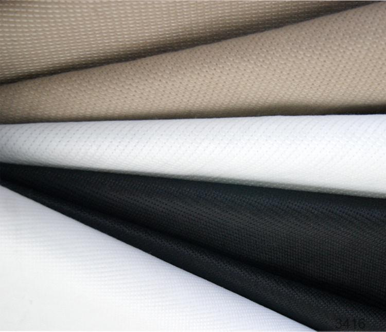 Elastic fashionable and simple pp non-woven fabric