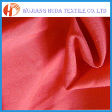 100 polyester micro fiber peach skin fabric for jacket skirt