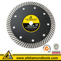 Cutting tools Sintered Diamond Turbo Saw Blade for Marble