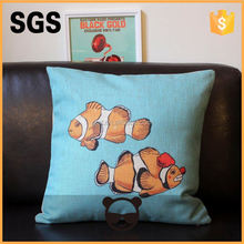 Chinese style oblong cross stitch cushion covers for decoration