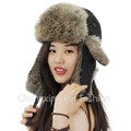 CX-C-241A Good Quality Cheapest Winter Rabbit Fur Russian Hat