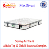 Golden Furniture Manufacture Happy Dream Pocket Spring Mattress with Good Quality GZ2015-5#