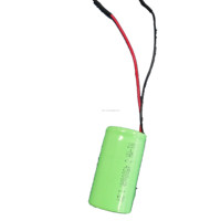 cheap high capacity rechargeable C4500mah 1.2V nimh battery for Vending machine ,toys,lights,flashlight,emergency power supply