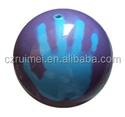PVC eco-friendly 18inch handle toy ball /inflatable toy stress ball