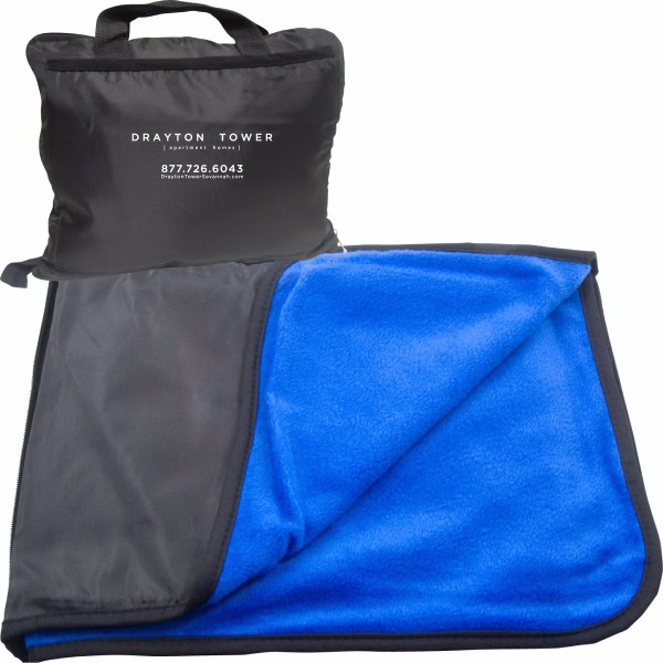 BSCI Factory Made 190T Foldable Stadium Seat Cushion for Promotion