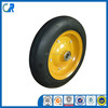 Rubber Wheel from Qingdao Yinzhu Small Solid Trolley Wheel 6 Inch