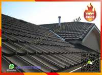JM New design Wood metal roofing, metal roofing tile prices