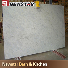 Polished natural delicatus India imperial white granite