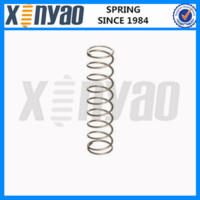Stainless steel 1mm compression spring