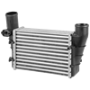 High Performance Aluminum Custom Intercooler For Engine Cooling System