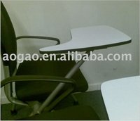 conference chair phenolic board writing tablet